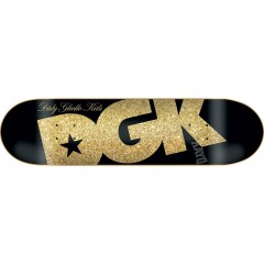 "Дека  DGK Shimmer Black 7.8"""
